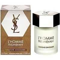 L' Homme COLOGNE GINGEMBRE 100мл.
